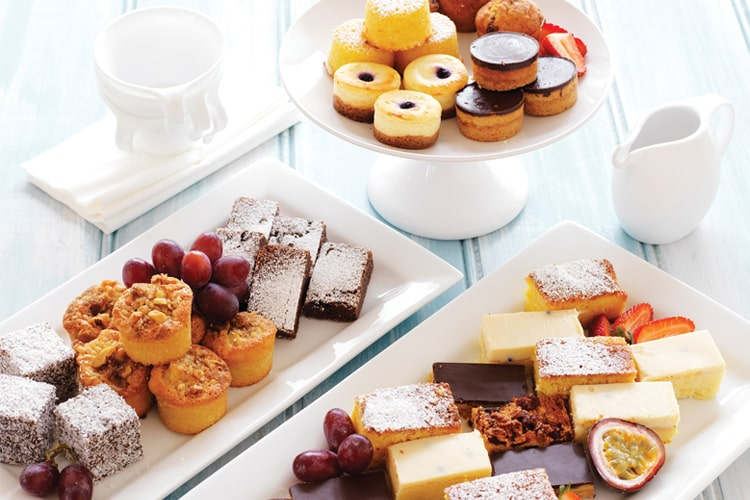 Morning tea ideas - pastries