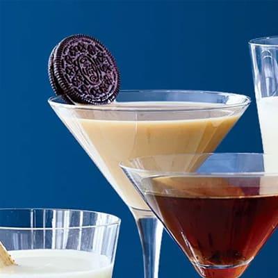 oreo cocktail – Christmas party recipe