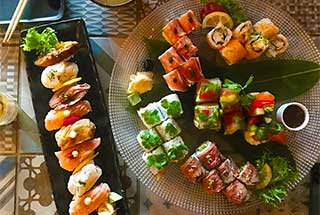 corporate catering - Japanese food