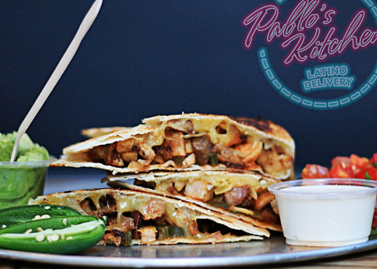 corporate catering - healthy Mexican street food with Pablo's Kitchen
