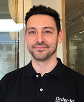 Luciano Lima – Key Account Manager at Order-In