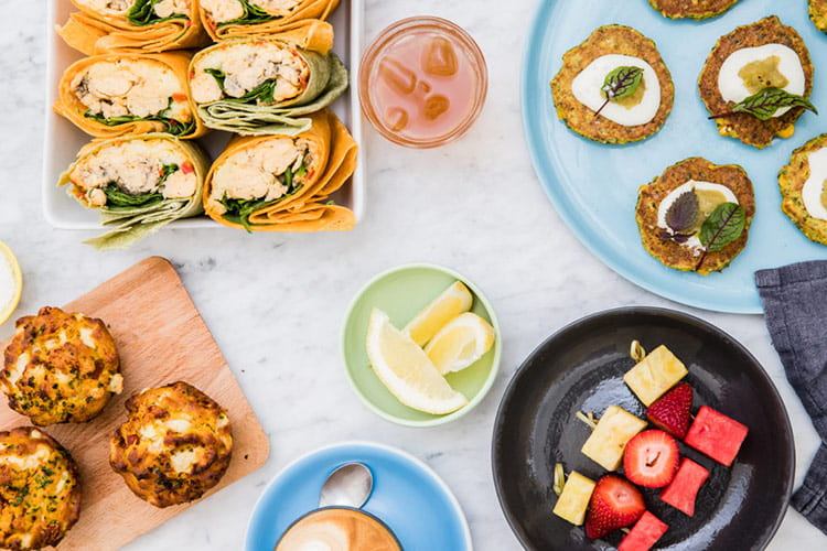 Sydney corporate catering trends – healthy catering