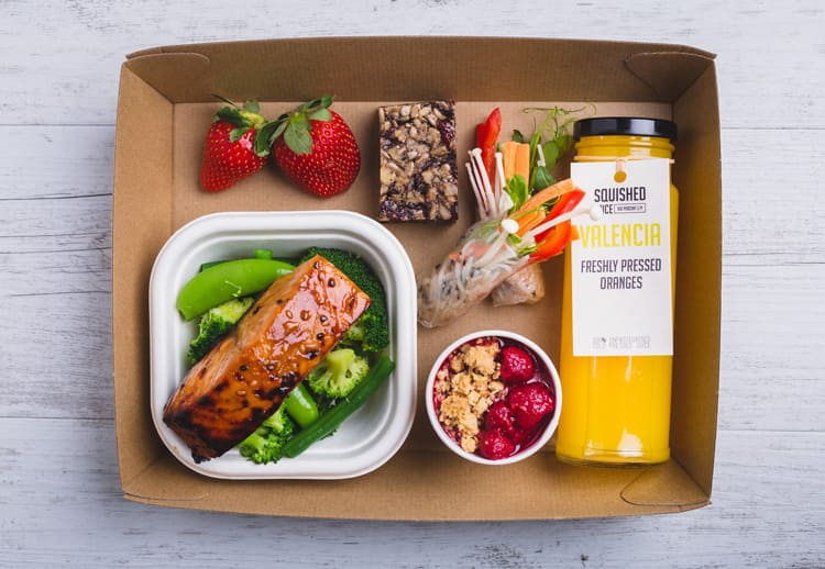 Who's the boss lunch box from Ultimo Catering & Events Perth