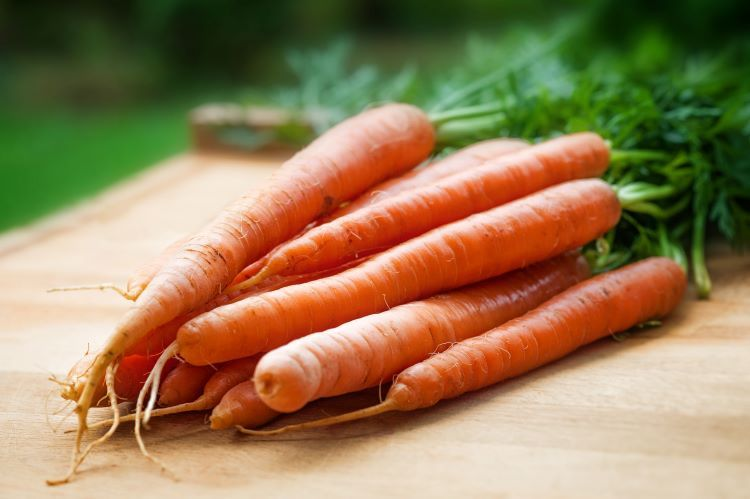 food myths busted - Carrots won't help with your vision