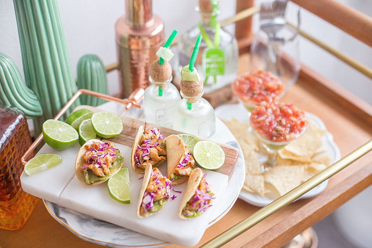 Try Mexican catering for your office cocktail party